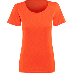 Schöffel Verviers2 T-Shirt Damen mandarin red